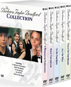 Barbara Taylor Bradford Collection - (Import DVD)