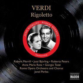 Verdi: Rigoletto - Rigoletto (CD)