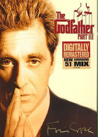 Godfather Part III the Coppola Editio - (Region 1 Import DVD)