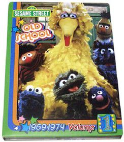 Sesame Street: Old School - (Import DVD)