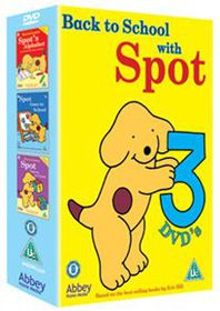 Spot's Back to School Triple Set - (Import DVD)