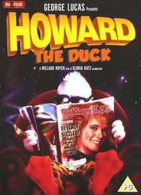 Howard the Duck - (Import DVD)
