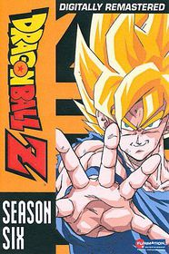 Dragon Ball Z Season Six - (Region 1 Import DVD)
