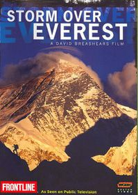 Storm over Everest - (Region 1 Import DVD)