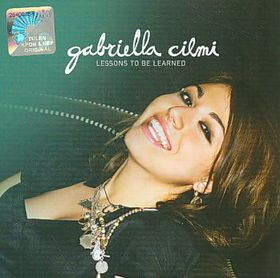 Gabriella Cilmi - Lessons To Be Learned (CD)
