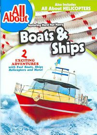 All About:Boats & Ships/Helicopters - (Region 1 Import DVD)