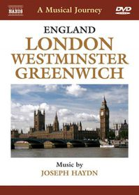 Haydn:England London Westminster & Gr - (Region 1 Import DVD)