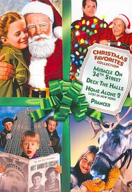 Christmas Favorites Collection - (Region 1 Import DVD)