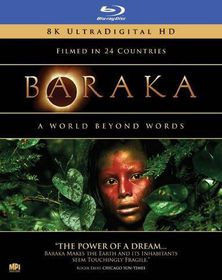 Baraka - (Region A Import Blu-ray Disc)