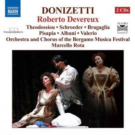 Donizetti: Roberto Devereux - Roberto Devereux (CD)
