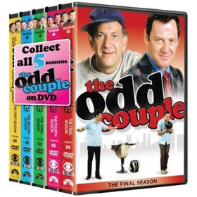 Odd Couple:Complete Series Pack - (Region 1 Import DVD)