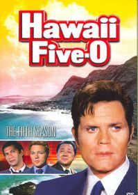 Hawaii Five-O:Fifth Season - (Region 1 Import DVD)