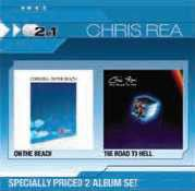 Chris Rea - On The Beach / Road To Hell (CD)