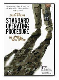 Standard Operating Procedure - (Region 1 Import DVD)
