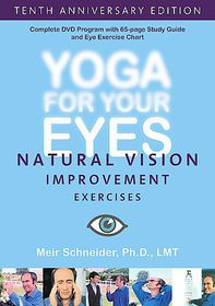 Yoga for Your Eyes 10th Anniversary E - (Region 1 Import DVD)