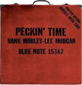 Mobley Hank - Peckin' Time - Remastered (CD)