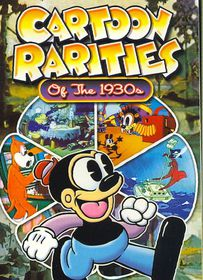 Cartoon Rarities of the 1930's - (Region 1 Import DVD)
