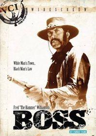 Boss - (Region 1 Import DVD)
