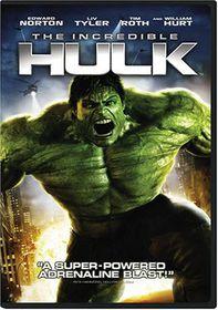 Incredible Hulk - (Region 1 Import DVD)