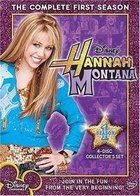 Hannah Montana:Complete First Season - (Region 1 Import DVD)