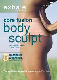 Exhale:Core Fusion Body Sculpt - (Region 1 Import DVD)