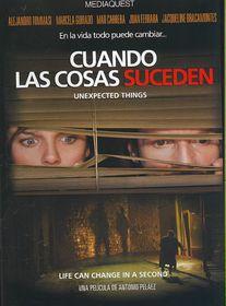 Cuando Las Cosas Suceden - (Region 1 Import DVD)