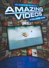 World's Most Amazing Videos Vol 1 - (Region 1 Import DVD)