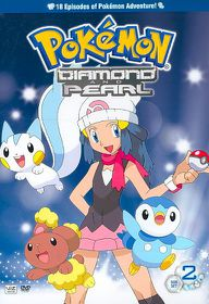 Pokemon Diamond & Pearl Vols 3 & 4:Bx - (Region 1 Import DVD)