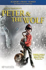 Peter and the Wolf - (Region 1 Import DVD)