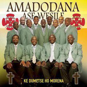 Amadodana Ase Wesile - Lukhangela Kuwe (CD)