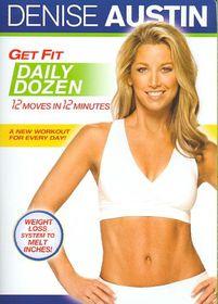 Denise Austin:Get Fit Daily Dozen - (Region 1 Import DVD)
