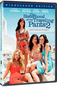 Sisterhood of the Traveling Pants 2 - (Region 1 Import DVD)
