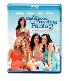 Sisterhood of the Traveling Pants 2 - (Region A Import Blu-ray Disc)