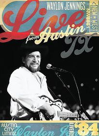 Live from Austin Tx - (Region 1 Import DVD)