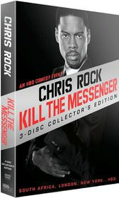 Chris Rock:Kill the Messenger (3 Disc CE) - (Region 1 Import DVD)