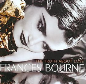 Bourne Frances - The Truth About Love (CD)
