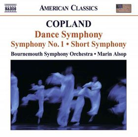 Copland: Dance Symphony/symp No 1/short - Dance Symphony / Symphony No.1 (CD)