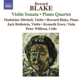 Blake: Music For Harpsichord - Music For Harpsichord (CD)