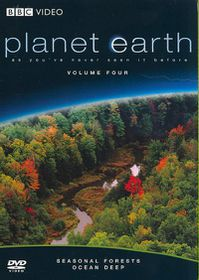 Planet Earth Volume 4:Seasonal Forest - (Region 1 Import DVD)