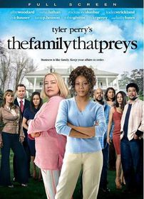 Tyler Perry's the Family That Preys - (Region 1 Import DVD)