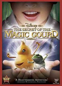 Secret of the Magic Gourd - (Region 1 Import DVD)