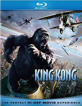 King Kong (2005) - (Region A Import Blu-ray Disc)