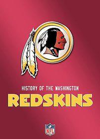 Nfl History of the Washington Redskin - (Region 1 Import DVD)
