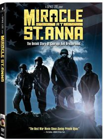 Miracle at St Anna - (Region 1 Import DVD)