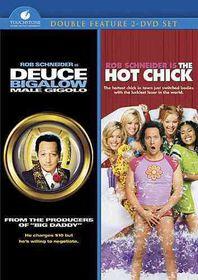 Deuce Bigalow Male Gigolo/Hot Chick - (Region 1 Import DVD)