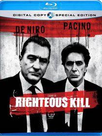 Righteous Kill - (Region A Import Blu-ray Disc)