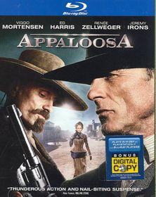 Appaloosa - (Region A Import Blu-ray Disc)
