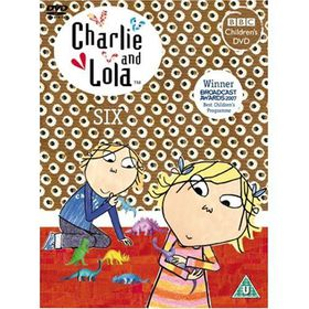 Charlie and Lola: Six - (Import DVD)