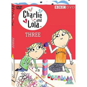 Charlie and Lola: Three - (Import DVD)