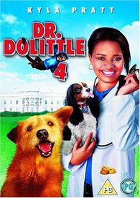 Dr Dolittle 4 - Tail to the Chief - (Import DVD)